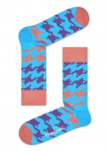 Happy Socks modré ponožky Digi - 41-46
