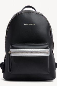 Tommy Hilfiger černý batoh Iconic Tommy Backpack Black