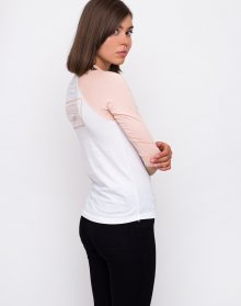 Vans Full Patch Raglan White / Rose Cloud L