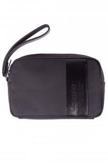 Calvin Klein černá kosmetická taška Elevated Compact Case