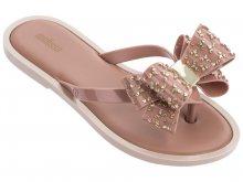 Melissa béžové žabky Flip Flop Sweet Pink/Beige - 35/36