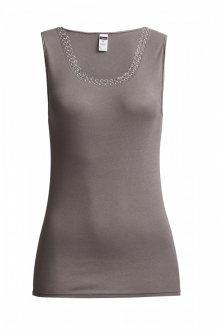 Dámská košilka Con-ta 9527 - barva:CON185/světle hnědá, velikost:42
