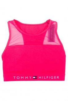 Tommy Hilfiger růžová podprsenka Bralette - XS