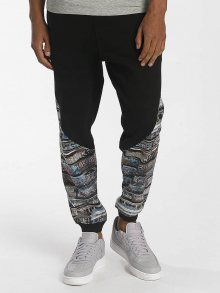 Sweat Pant Trainz in black S