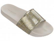 Zaxy Dámské pantofle Snap Glitter Slide Fem 82440-90287 Glitter Gold 37