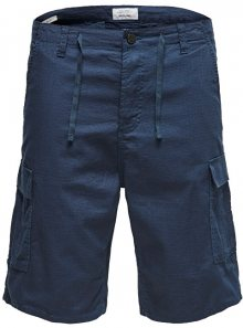 ONLY&SONS Pánské kraťasy Nadir Cargo Shorts Pk 2454 Dress Blues 29