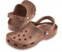 Crocs bronzové pantofle Classic Bronze - 37/38