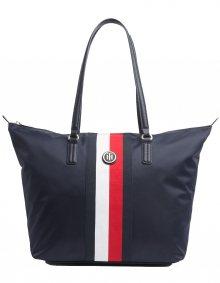 Tommy Hilfiger modrá taška Poppy Tote STP Corporate