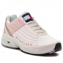 Tommy Hilfiger růžové tenisky na platformě WMN Heritage Tommy Jeans Sneaker Delicacy - 40
