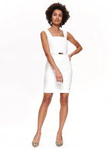 Šaty bílá 34