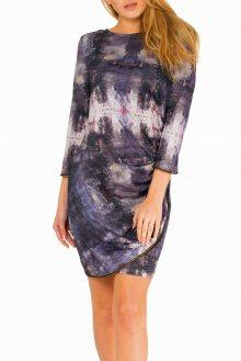 Culito from Spain barevné šaty Abstractisimo - S