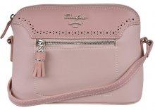 David Jones Dámská crossbody kabelka Pink 5950-1