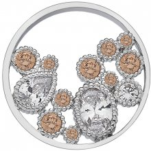 Hot Diamonds Emozioni Spirito Libero Freedom Champagne Coin HD1068