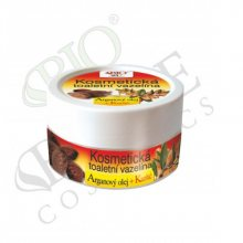Bione Cosmetics Kosmetická toaletní vazelína Arganový olej + Karité 150 ml