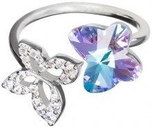 Preciosa Motýlkový prsten Butterfly Harmony 6059 43