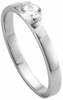 Esprit Stříbrný prsten s krystalem Bright ESRG005315 54 mm