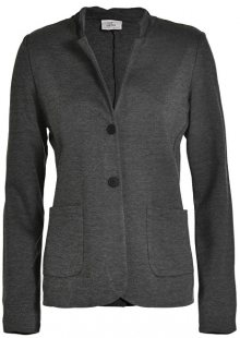 Deha Dámské sako Button Jacket D83280 Dark Grey Mel. M