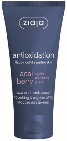 Ziaja Regenerační a hydratační krém na obličej a krk Acai Berry (Nourishing and Regenerating Face and Neck Cream) 50 ml
