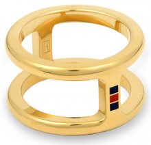 Tommy Hilfiger Originální prsten z oceli TH2700522 56 mm