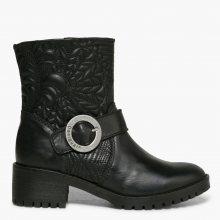 Desigual černé boty Breaker Lottie - 36