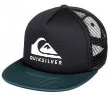 Quiksilver Kšiltovka Foamslay Black AQYHA04333-KVA0