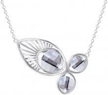 Preciosa Luxusní náhrdelník Orchid 6092 00