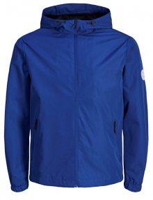 Jack&Jones Pánská bunda Glave Light Track Jacket Sts True Blue M