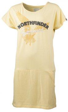 Northfinder Dámské triko Maxima Yellow TR-4396SP XS