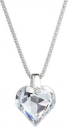 Preciosa Náhrdelník Élan Crystal 6631 00