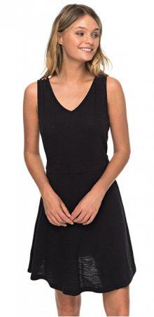 Roxy Dámské šaty Buying Time True Black ERJKD03246-KVJ0 XS