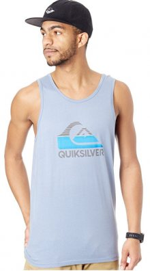 Quiksilver Pánské tílko Waves Tank Stone Wash EQYZT05286-BKJ0 M