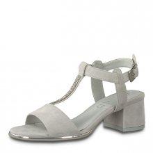 Jana Dámské sandále 8-8-28241-22-204 Light Grey 36