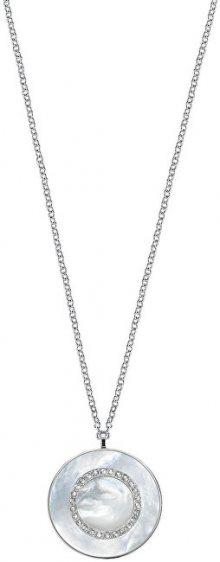 Morellato Překrásný náhrdelník ze stříbra Perfetta SALX01 (řetízek, přívěsek)