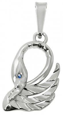 Brilio Silver Stříbrný přívěsek Labuť 446 001 00784 04 - 1,37 g