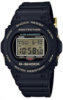 Casio The G/G-SHOCK DW 5735D-1B  35th Anniversary Limited Edition