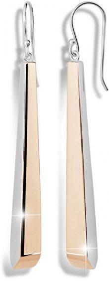 Modesi Bronzové náušnice ze stříbra M26015