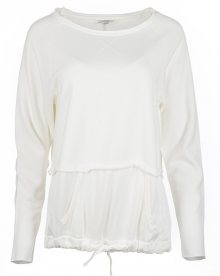 Deha Dámská mikina Double Sweatshirt B84060 Snow L