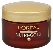 L´Oréal Paris Extra výživný noční krém Nutri-Gold 50 ml