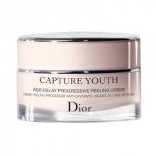 Dior Peelingový pleťový krém Capture Youth (Age-Delay Progressive Peeling Creme) 50 ml