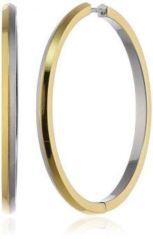Boccia Titanium Titanové bicolor náušnice kruhy 0573-02