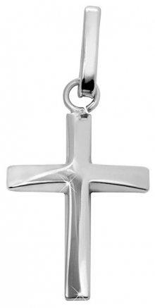 Brilio Silver Stříbrný přívěsek křížek 441 001 01734 04 - 1,42 g