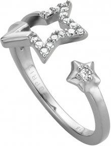 Esprit Stříbrný prsten s hvězdičkami Vivid Star ESRG004511 56 mm