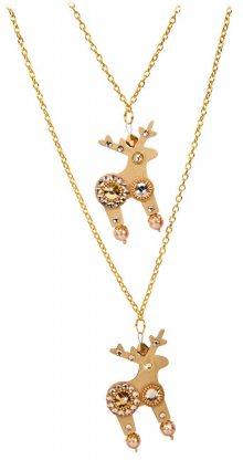 Deers náhrdelník Molly & Dolly DR0522