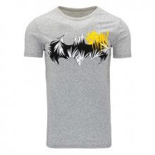 Pánské tričko s potiskem (triko) Batman šedé