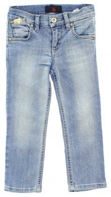 Jeans dětské John Richmond | Modrá | Dívčí | 2 roky