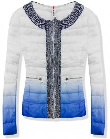 Modrá bunda 1601