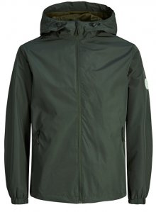 Jack&Jones Pánská bunda Glave Light Track Jacket Sts Forest Night S