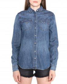 Košile Replay | Modrá | Dámské | XS