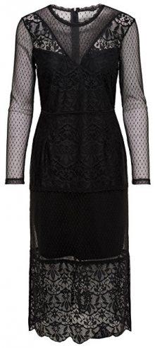 ONLY Dámské šaty Sam L/S Lace Dress Wvn 34