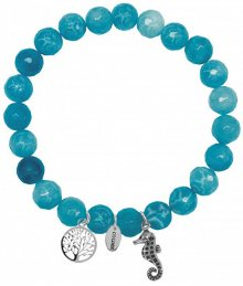 CO88 Mořský náramek z jadeitu 865-180-090003-0000